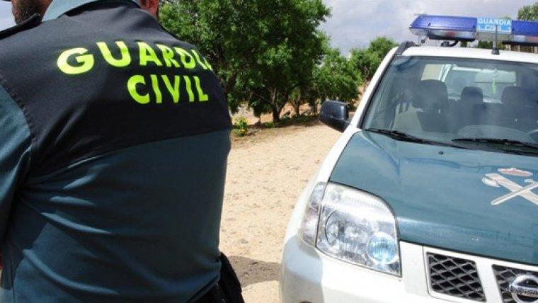 La Guardia Civil detuvo al agresor en San Pedro del Pinatar