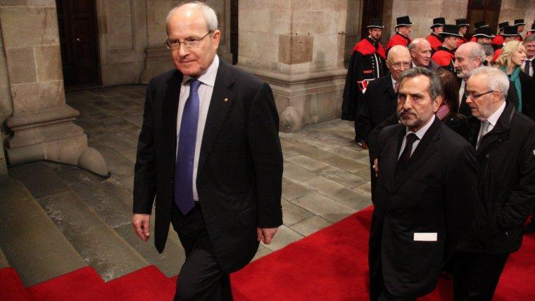 L'expresident José Montilla ha visitat els presos a Lledoners