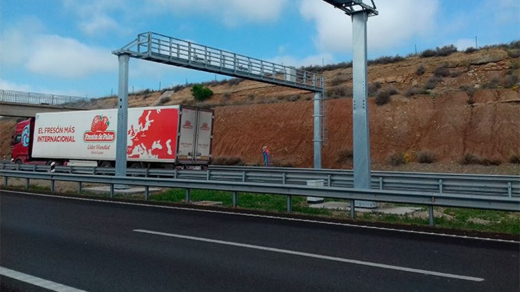 Radar per trams entre Tàrrega i Vilagrassa