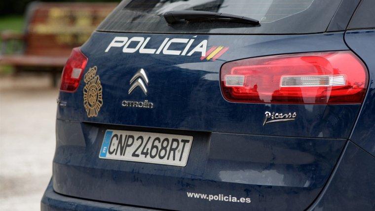 La Policía Nacional ha detenido al agresor en cuanto la víctima ha puesto la denuncia