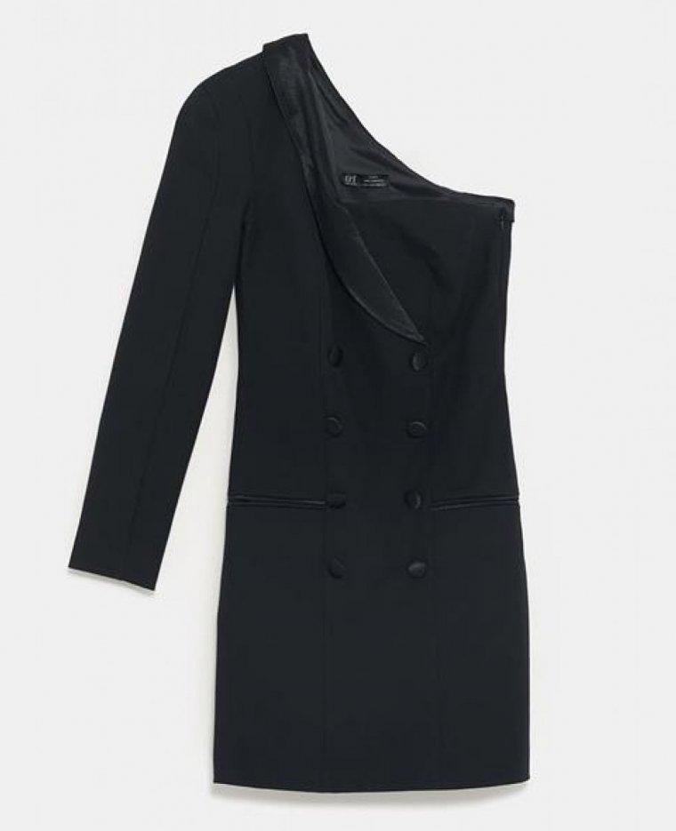 outlet(mk) características sobresalientes 2019 real Zara se inspira en Balmain para crear el mejor vestido de ...