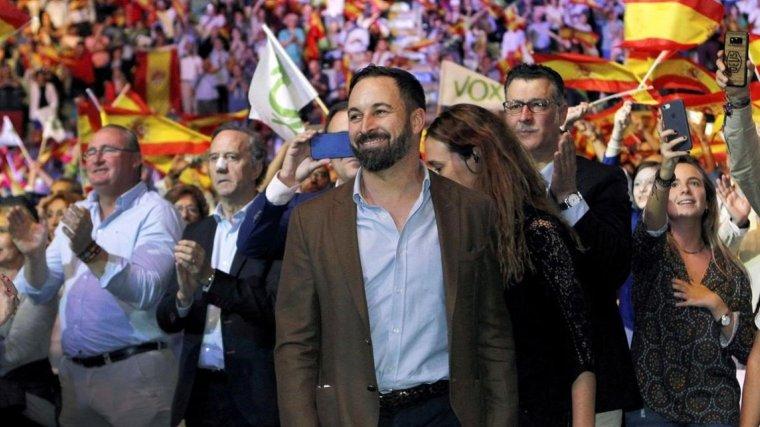 VOX confia a entrar al Parlament de Catalunya en les pròximes eleccions