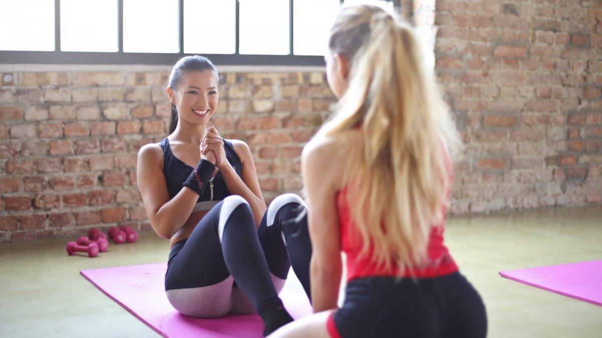 Video ejercicios para bajar de peso rapido en casa