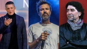 3 de los músicos implicados en la denuncia de SGAE
