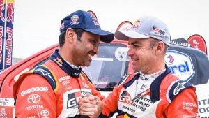 Al Attiyah, vencedor del Dakar 2019 en la categoria de cotxes
