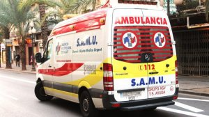 Ambulancia de Alicante