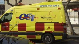 Las asistencias que se han movilizado hasta el lugar del accidente solo han podido confirmar la muerte del joven