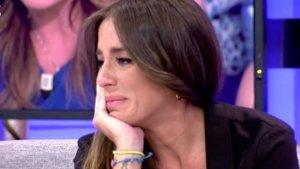 Anabel Pantoja, muy afectada tras conocer lo sucedido entre su padre y su tía