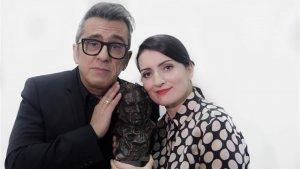 Andreu Buenafuente y Sílvia Abril, los encargados de presentar la gala este 2019 en Sevilla