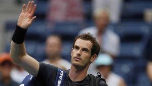 Andy Murray, en una imatge d'arxiu.