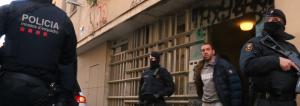 Berkan Azizi, un dels detinguts en l'operació Alexandria dels Mossos d'Esquadra.