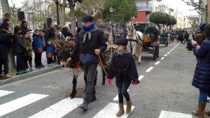 Cambrils acull la tradicional festa de Sant Antoni