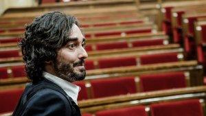 Carles Castillo al Parlament de Catalunya