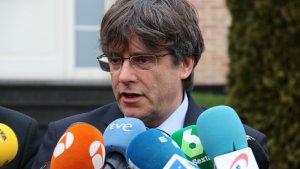 Carles Puigdemont ha advertit que les promeses de Pedro Sánchez no es compleixen