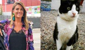 Carlota Corredera ayuda a adoptar gatitos desde sus redes