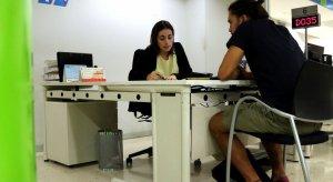 Catalunya redueix un 6% el nombre d'aturats, en relació al 2017