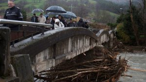 Cinco viviendas han tenido que ser desalojadas en Cantabria, 16 personas han sido las afectadas
