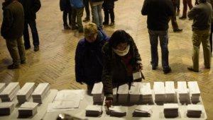 Col·legi electoral a Rubí