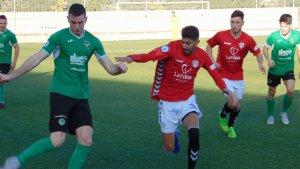 El CF Pobla només ha pogut empatar (1-1) al camp de l'Ascó