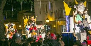El divendres 5 de gener de 2018 Ses Majestats els Reis d'Orient arribaran a Alcover.