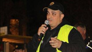 El líder del moviment Elite ha assumit la direcció estratègica de la lluita dels taxistes