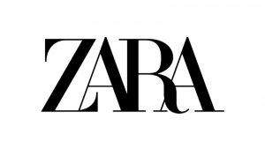 El mayor cambio de logo de Zara desde su fundación en 1975