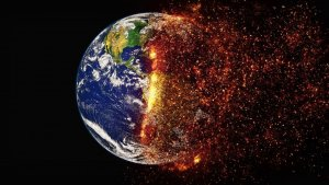 El planeta se calienta a un ritmo vertiginosos