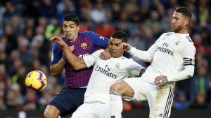 El Reial Madrid-Barça es disputarà el pròxim dissabte 2 de març