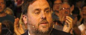 El vicepresident de la Generalitat i líder d'ERC, Oriol Junqueras