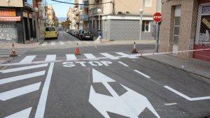 Els carrers Set, Vuit, Nou, Deu i Onze de Bonavista passaran a ser de sentit únic.
