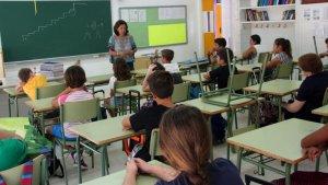 Els col·legis afectats hauran de fer mínim, el 25% de les classes en castellà pels alumnes que ho han demanat