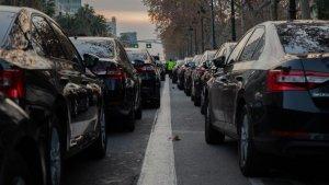 Els cotxes de Cabify marxaran de la Diagonal