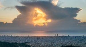 Els xàfecs afectaran la costa catalana bona part del dia