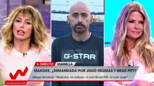 Emma García, Makoke y Diego Arrabal