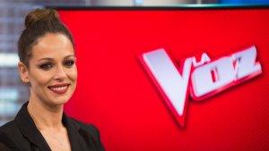 Eva González, la nueva presentadora de 'La Voz' en Antena 3.