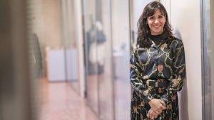 Eva Llatser, presidenta del Col·legi de Psicòlegs de Tarragona