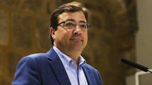 Fernández Vara, president extremeny, demana un nou 155 per a Catalunya