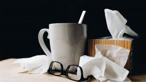 Gracias a sus propiedades, la melisa es una hierba que puede ayudar a combatir infecciones víricas como la gripe.