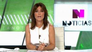 Helena Resano és la presentadora de 'La Sexta Noticias'