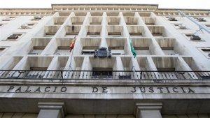 Imagen de archivo de la Audiencia Provincial de Sevilla.