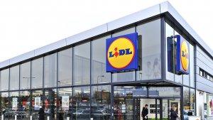 Imagen de archivo de un establecimiento de la cadena Lidl