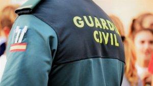 Imatge d'arxiu de la Guàrdia Civil