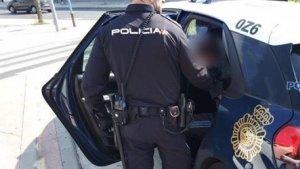 Imatge d'arxiu de la Policia Nacional