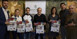 Imatge de la presentació de la Cursa de l'Oli a la Diputació de Lleida