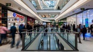 Interior de La Fira Centre Comercial, Reus