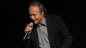 Joan Manuel Serrat ha cancel·lat els seus pròxims sis concerts