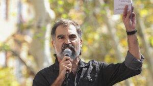 Jordi Cuixart assegura que no vol recórrer a l'indult