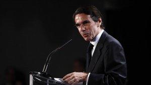 José María Aznar, en una imatge d'arxiu