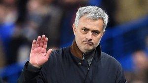 José Mourinho, actual mànager del Manchester United.