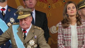 Juan Carlos no estará presente en el cumpleaños de Letizia